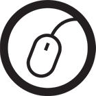 link107 sviluppo web icona home