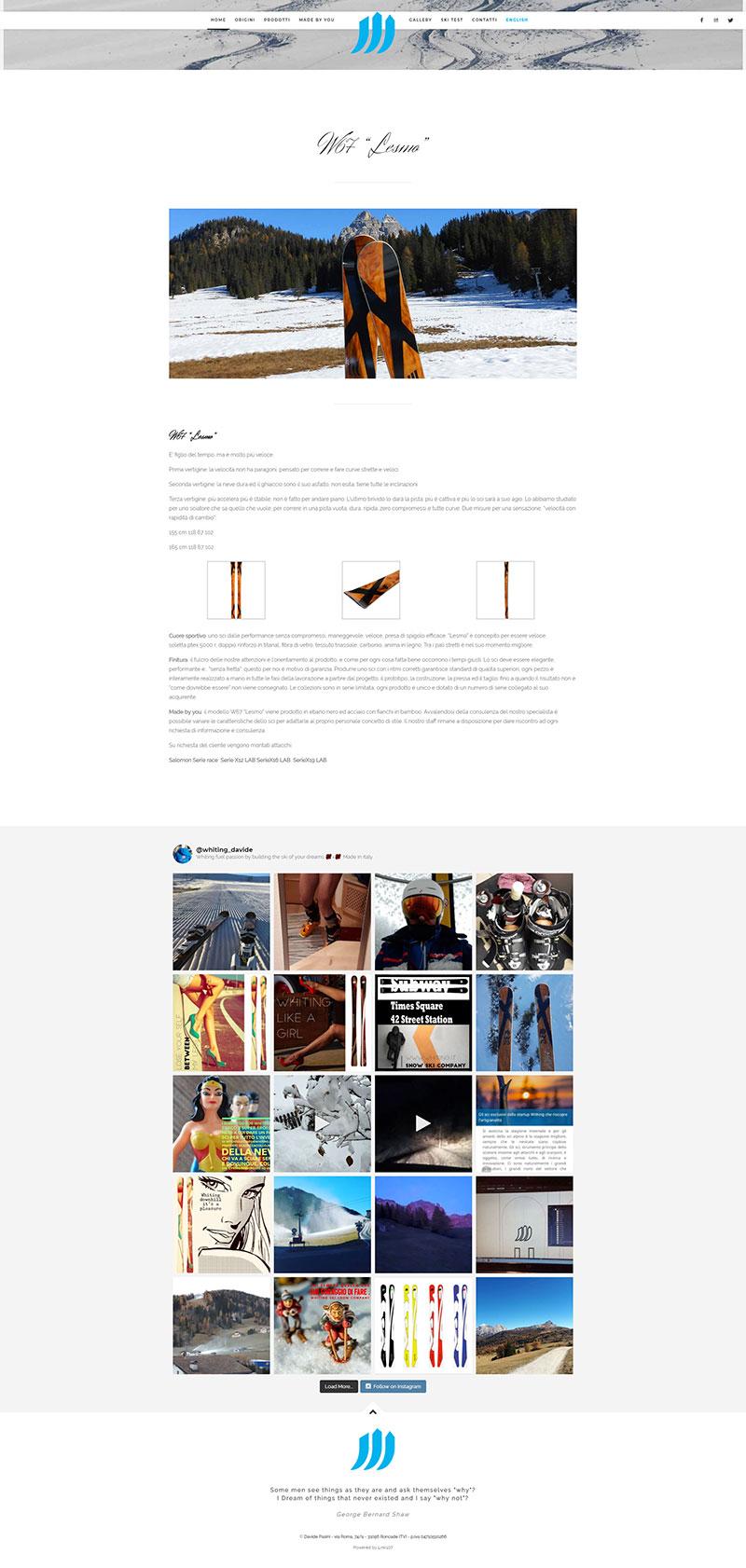 Link107-realizzazione-sito-web-responsive-produzione-sci-whiting
